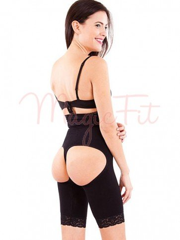 MagicLift Instant Bum Lifter Waist Slimmer Thigh Slimmer Panty