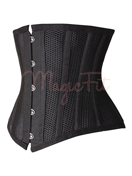 d759247cd5f Steel Boned Hourglass Creator Ultimate Waist Training Cincher Waist ...