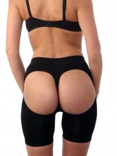Low Waist Butt Lifter with Thigh Slimmer Panty
