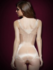 The Body Foundation Essential - Seamless Silk-Touch Ultra Waist Slimmer Bodysuit