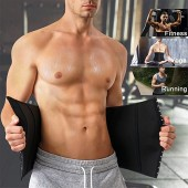 Men's Raw Latex Waist Trainer