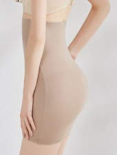 Seamless Line Smoother Body Foundation Tube Skirt