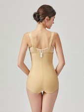 Stage 1 Liposuction Surgery Recovery Medical Compression Shapewear Bodysuit