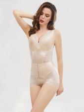 Ultra Waist Cinching Tummy Flattening Butt Lifting Compression Bodysuit