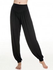 Yoga Meditation Cotton/Modal Yoga Pants