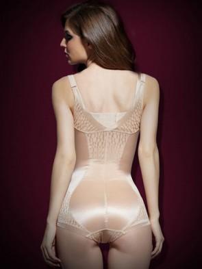 The Body Foundation Essential - Seamless Silk-Touch Ultra Waist Slimmer Bodysuit