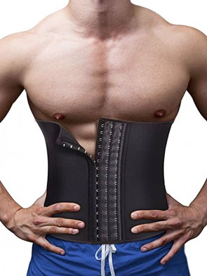 Mens Latex Waist Trainer