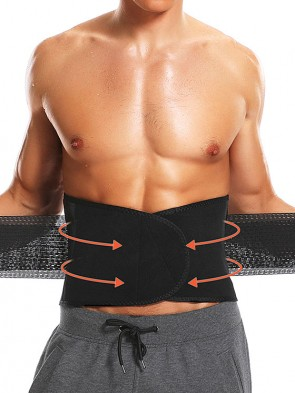 Mens Waist Trainer Tummy Flattening Belt