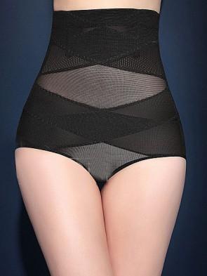 Natural Hourglass Creator - Seamless X-shape Waist Trainer Tummy Flattening Classic Panty