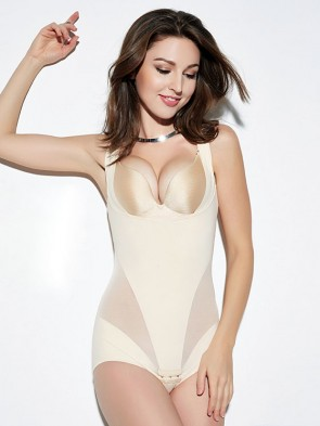 Ultimate Seamless Silk-Touch Ultra Thin Waist Slimmer Foundation Bodysuit