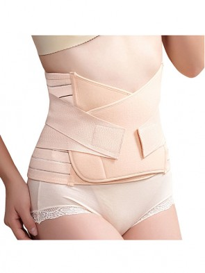 Womans Ultra Slim Waist Training Belt