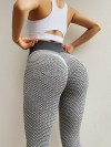 High Waist Tummy Control Waist Slimming Booty Leggings