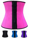 Kim Kardashian Hi-Tech Fat Burning Latex Sports Waist Training Corset