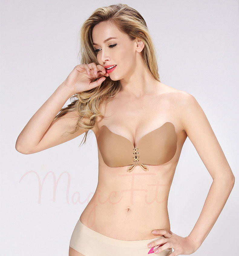2nd Generation Adhesive Bra Nude