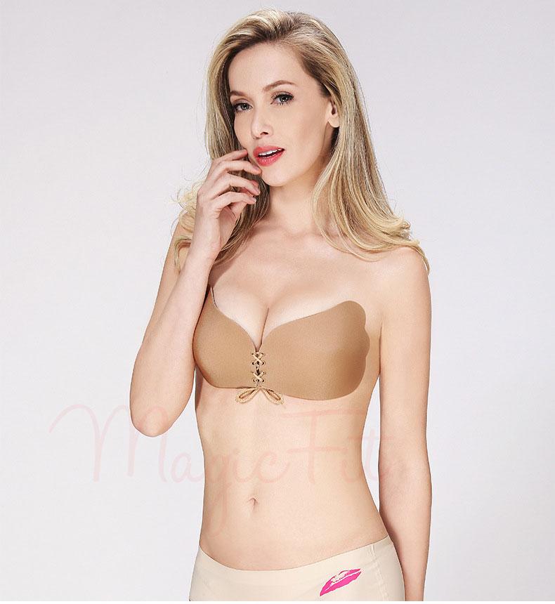 2nd Generation Adhesive Bra Nude