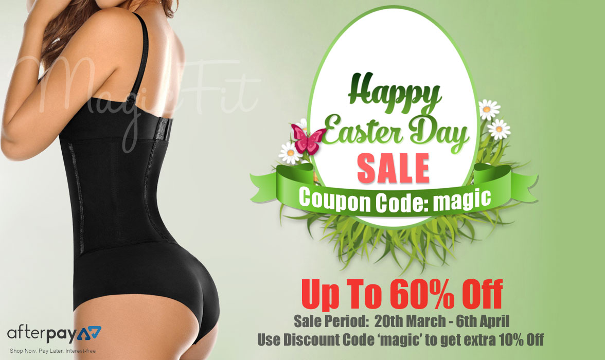 magicfit waist trainer easter discount coupon