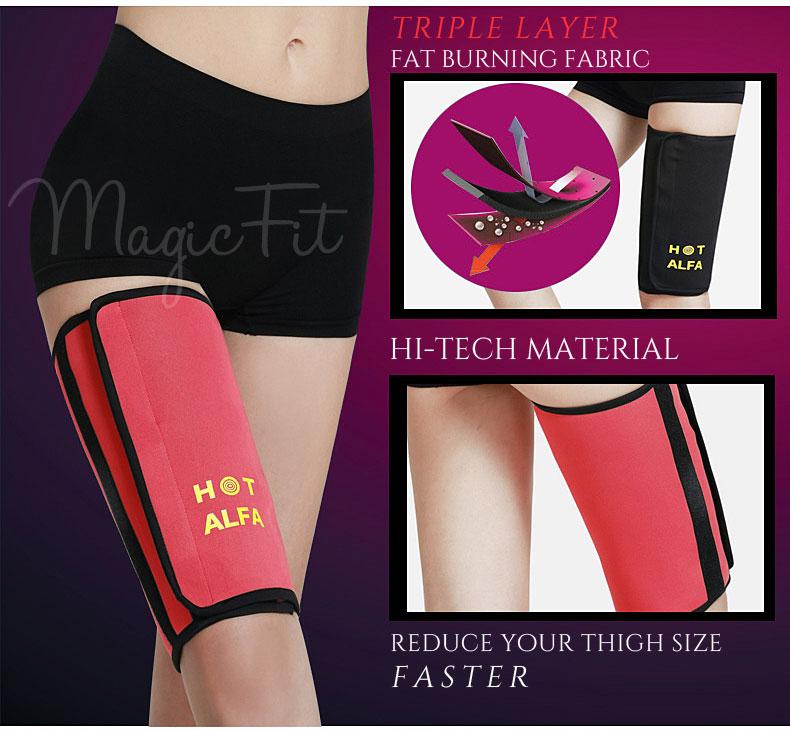 Thigh Fat Burner