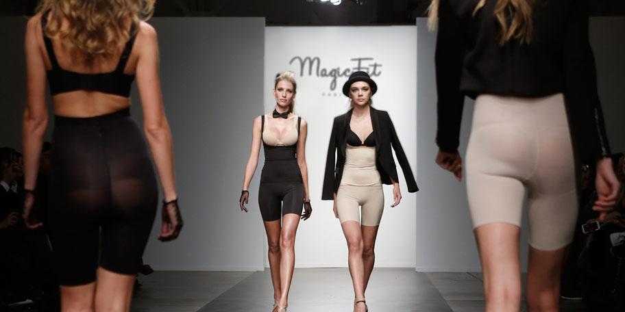 MagicFit Paris Show 2012