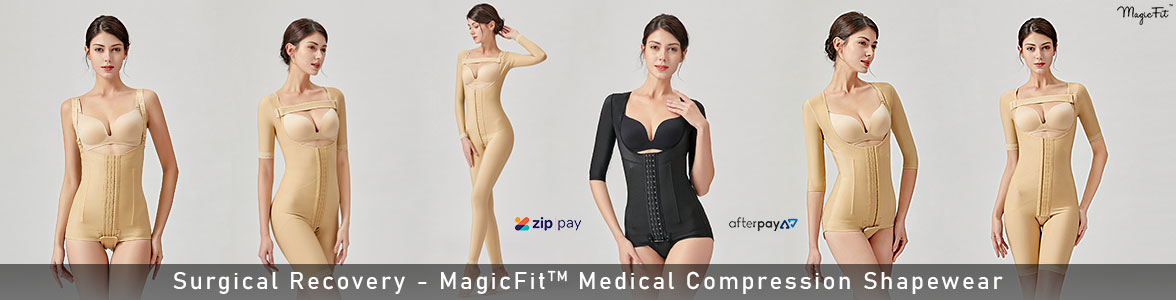 Surgical Recovery - Medical Compression Shapewear
