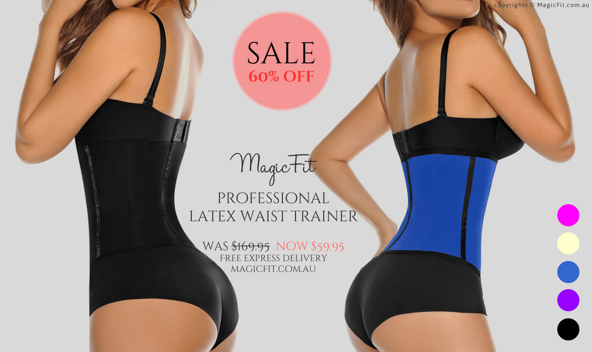 5416a989c0 Buy Waist Trainers in Australia - Free Express Delivery