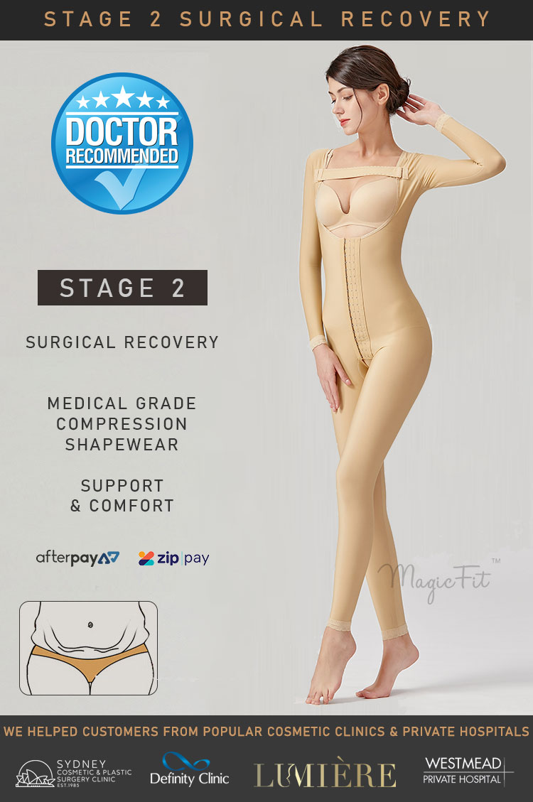 Surgical Recovery Shapewear