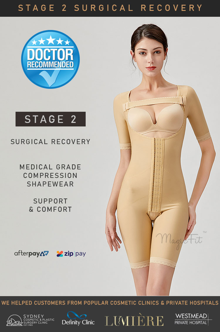Surgical Compression Garment