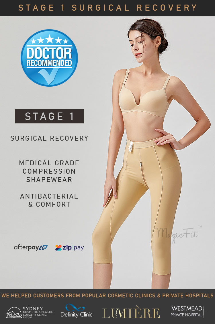Surgical Recovery Pants